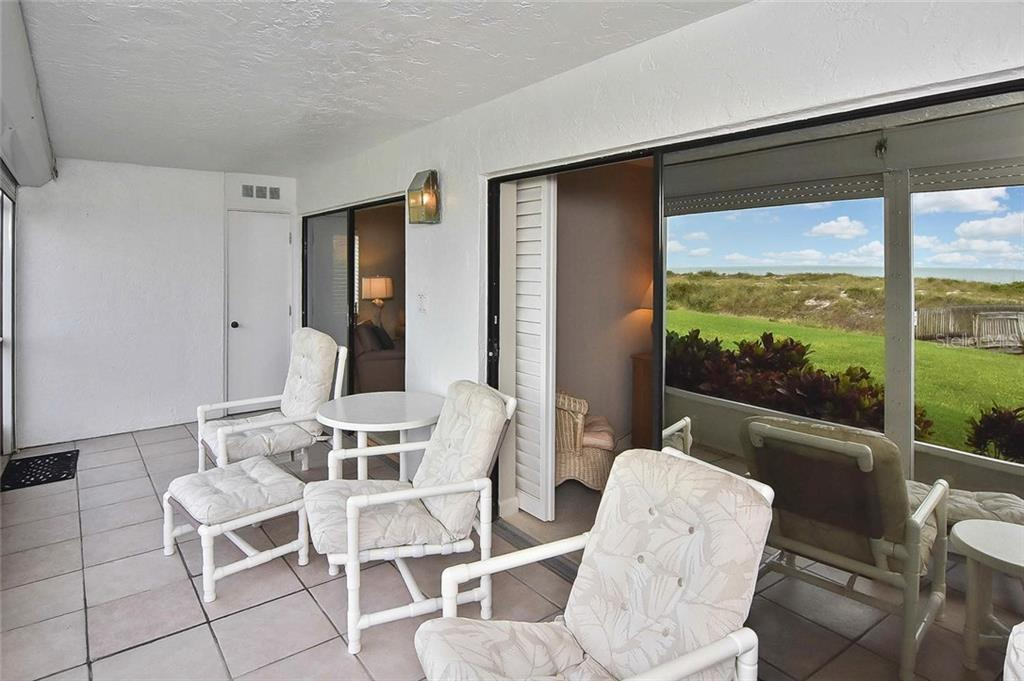 Lanai - Condo for sale at 862 Golden Beach Blvd #862, Venice, FL 34285 - MLS Number is N6110157