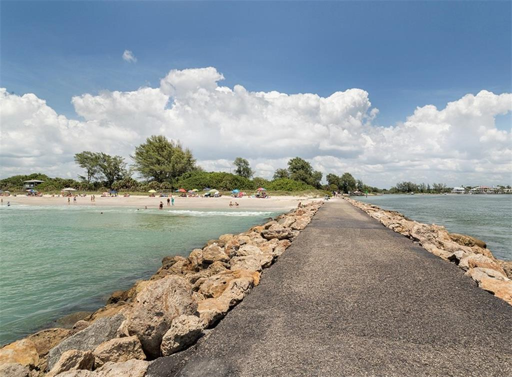 North Jetty - Single Family Home for sale at 2208 Casey Key Rd, Nokomis, FL 34275 - MLS Number is N6110959