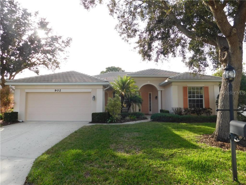 Sellers Property Disclosure Unoccupied - Single Family Home for sale at 902 Bramley Ct, Venice, FL 34293 - MLS Number is N6111852