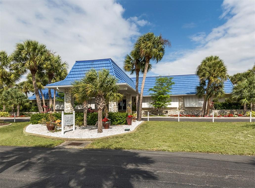 Clubhouse - Single Family Home for sale at 512 Cervina Dr S, Venice, FL 34285 - MLS Number is N6113162