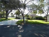 Front Elevation - Villa for sale at 701 Carnoustie Ter #1, Venice, FL 34293 - MLS Number is N5913171