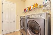Laundry - Single Family Home for sale at 20145 Cristoforo Pl, Venice, FL 34293 - MLS Number is N6100537
