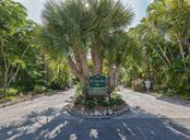 Community entrance - Single Family Home for sale at 743 Eagle Point Dr, Venice, FL 34285 - MLS Number is N6101092
