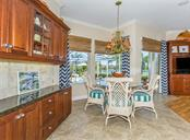 Dinette - Single Family Home for sale at 19799 Cobblestone Cir, Venice, FL 34292 - MLS Number is N6104694