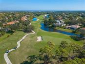 Aerial of golf course - Single Family Home for sale at 854 Macewen Dr, Osprey, FL 34229 - MLS Number is N6106697