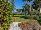 Walkway to the house from the beach - Single Family Home for sale at 717 Valencia Rd, Venice, FL 34285 - MLS Number is N6109082
