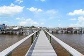 Dock - Single Family Home for sale at 725 Eagle Point Dr, Venice, FL 34285 - MLS Number is N6111842