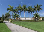 Gran Paradiso Entrance Sign - Condo for sale at 20120 Ragazza Cir #201, Venice, FL 34293 - MLS Number is N6112061