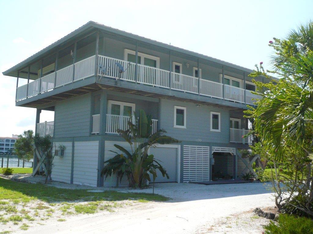 Maison unifamiliale pour l Vente à 170 Kettle Harbor Dr 170 Kettle Harbor Dr Placida, Florida,33946 États-Unis