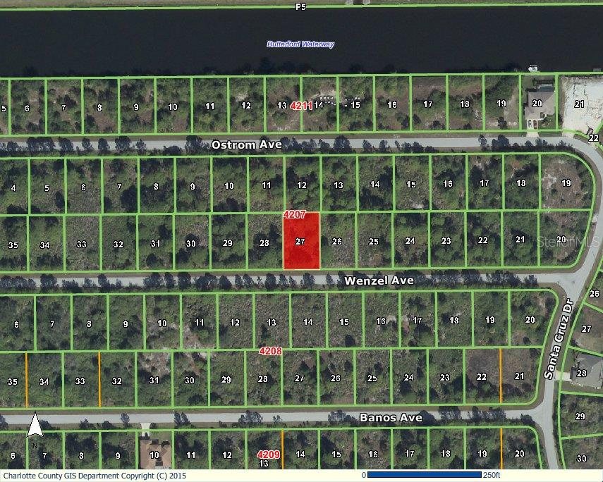 Vacant Land for sale at 14194 Wenzel Ave, Port Charlotte, FL 33981 - MLS Number is D5906390