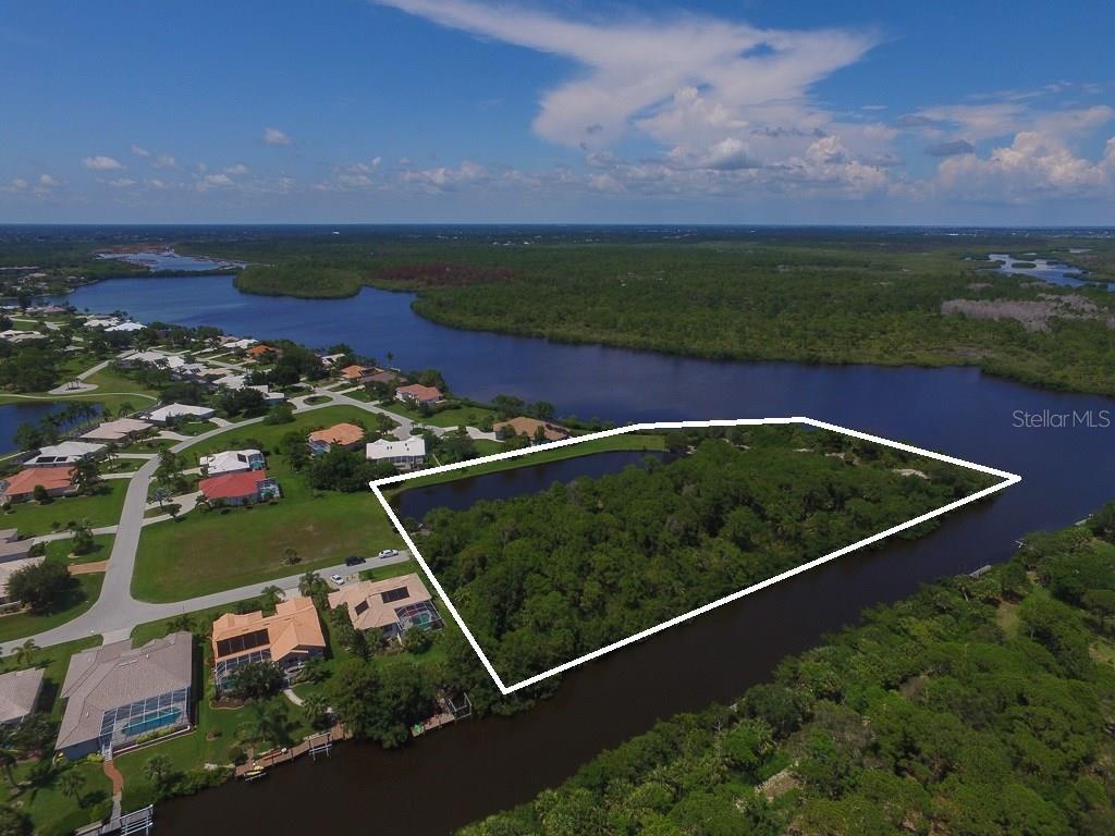 Земельный участок для того Продажа на 4700 Arlington Dr 4700 Arlington Dr Placida, Флорида,33946 Соединенные Штаты