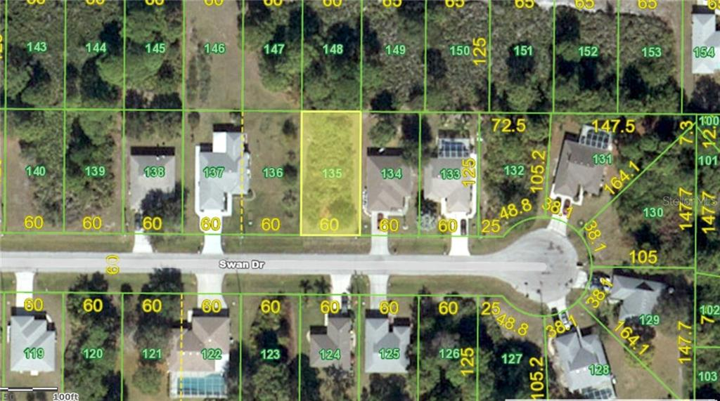 Vacant Land for sale at 134 Swan Dr, Rotonda West, FL 33947 - MLS Number is D5914143