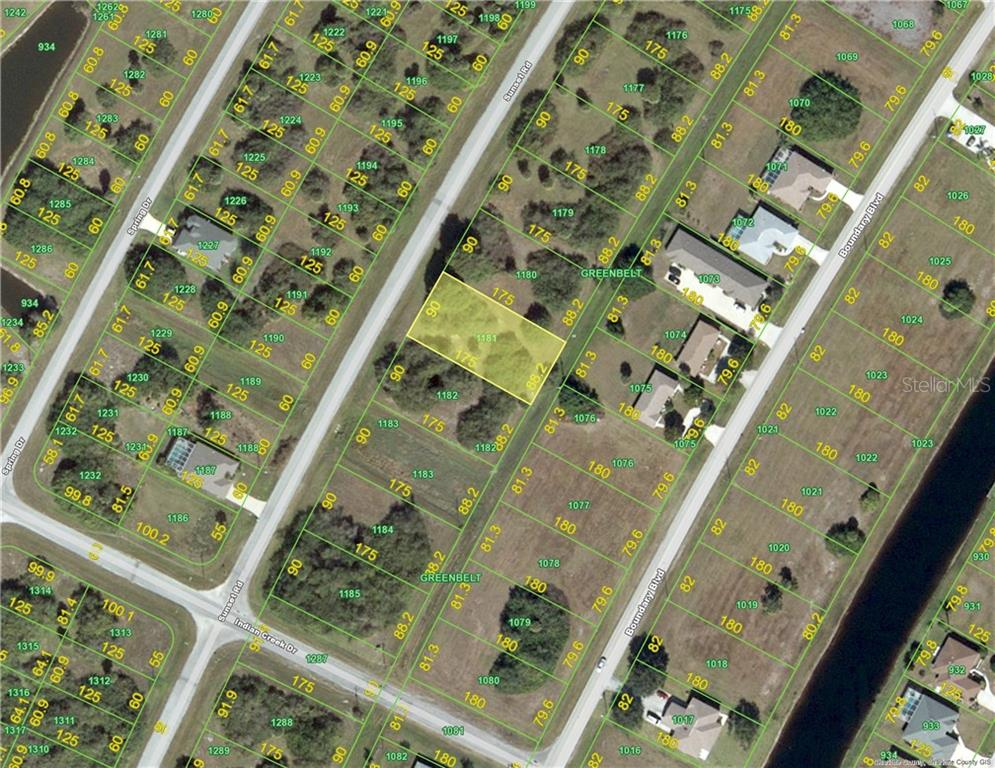 HOA - Vacant Land for sale at 201 Sunset Rd N, Rotonda West, FL 33947 - MLS Number is D5918770