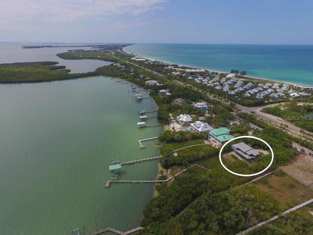 Single Family Home for Sale at 5 Peekins Cove Dr 5 Peekins Cove Dr Boca Grande, Florida,33921 United States