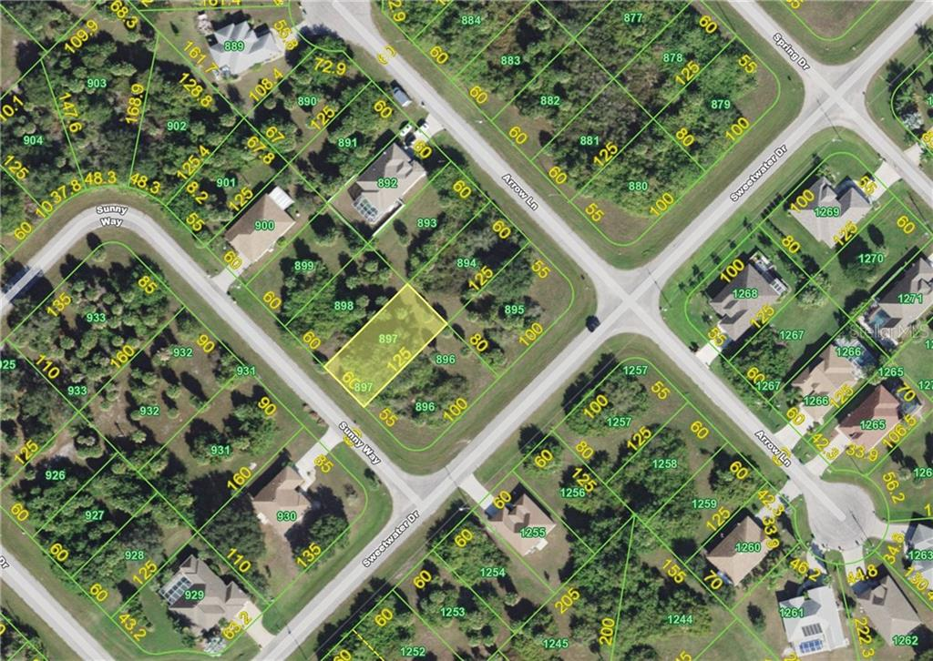 Vacant Land for sale at 142 Sunny Way, Rotonda West, FL 33947 - MLS Number is D5921221
