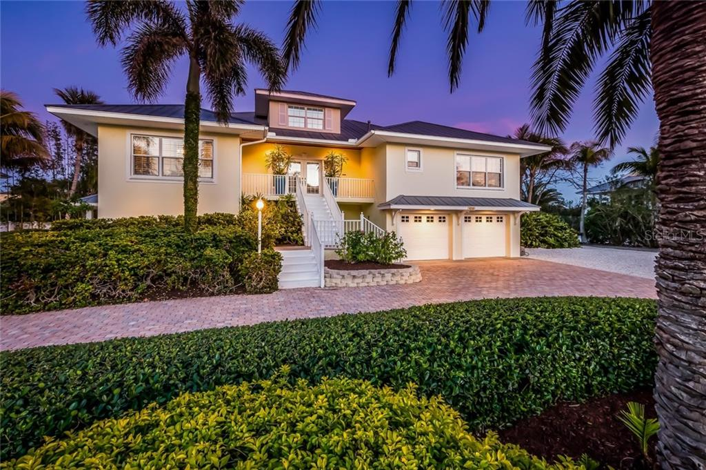 Single Family Home for Sale at 16110 Sunset Pines Cir 16110 Sunset Pines Cir Boca Grande, Florida,33921 United States