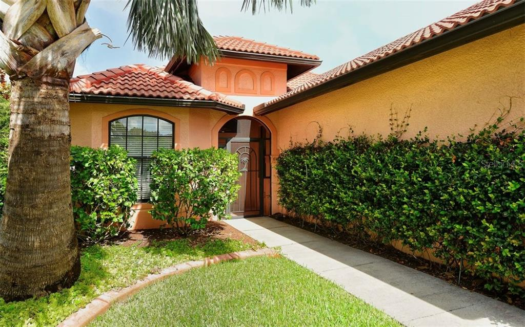 Beautiful Mature Landscape and Tile Roof - Single Family Home for sale at 1141 Arbroid Dr, Englewood, FL 34223 - MLS Number is D6101353