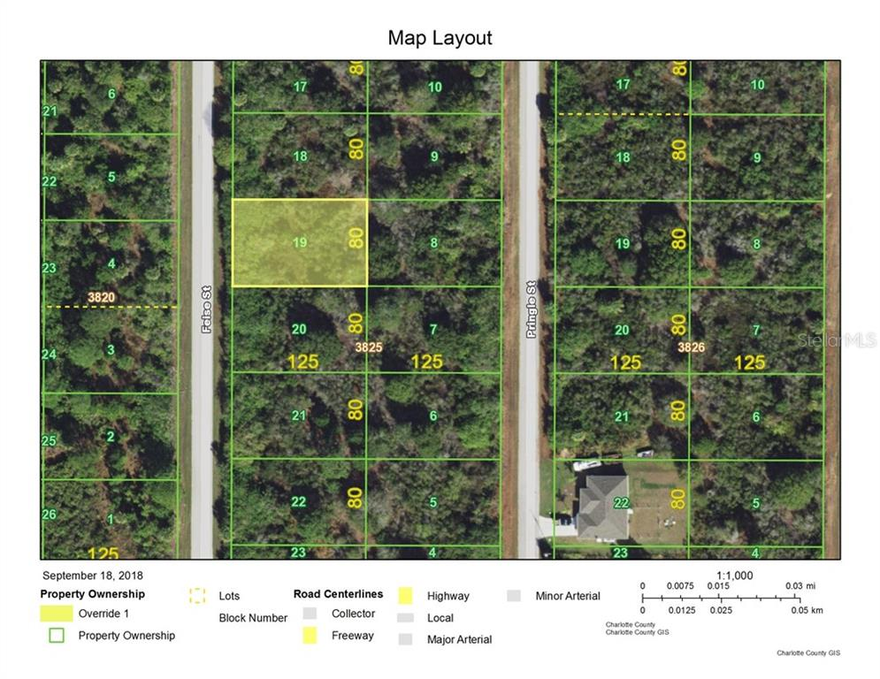 Vacant Land for sale at 6184 Feise St, Port Charlotte, FL 33981 - MLS Number is D6102393