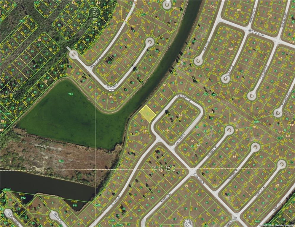 Vacant Land for sale at 39 Begonia Dr, Placida, FL 33946 - MLS Number is D6104888