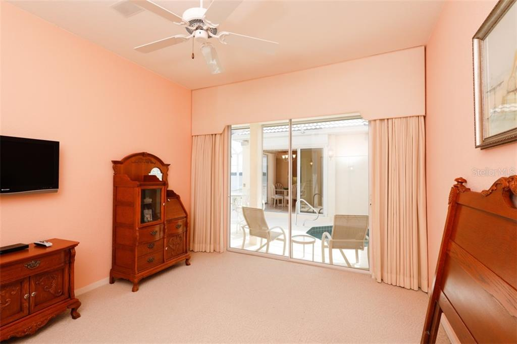 2ND GUEST BEDROOM - Single Family Home for sale at 6793 Manasota Key Rd, Englewood, FL 34223 - MLS Number is D6112093