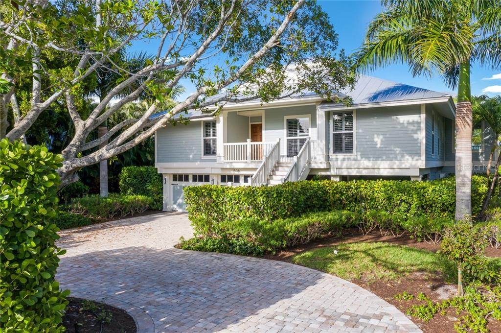 Estimated Expenses - Single Family Home for sale at 1636 Gaspar Dr S, Boca Grande, FL 33921 - MLS Number is D6112631