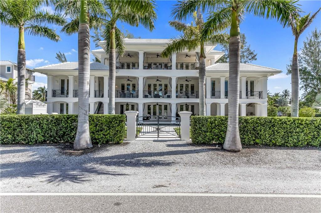 Home Owner's Association Disclosure - Single Family Home for sale at 10000 Gasparilla Pass Blvd, Boca Grande, FL 33921 - MLS Number is D6114086