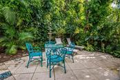 Back yard patio - Single Family Home for sale at 350 Tarpon Ave, Boca Grande, FL 33921 - MLS Number is D6104230