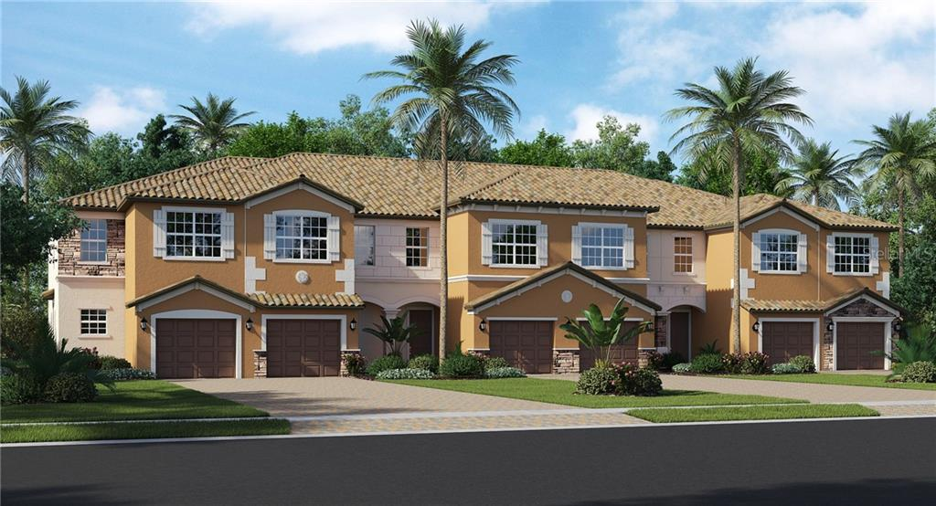 Floor Plan - Townhouse for sale at 20272 Lagente Cir, Venice, FL 34293 - MLS Number is T3145439