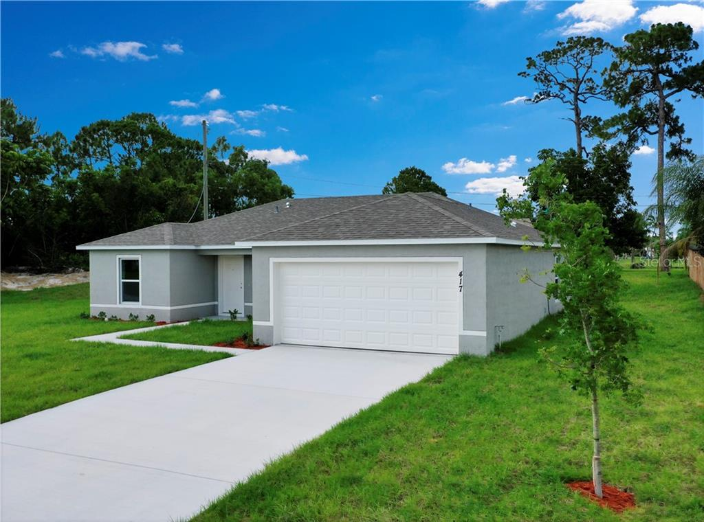 Single Family Home for sale at 1791 Pierpoint St, North Port, FL 34288 - MLS Number is T3232923
