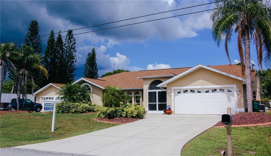 7586 Rosemont Dr, Englewood, FL 34224 - MLS T3248648
