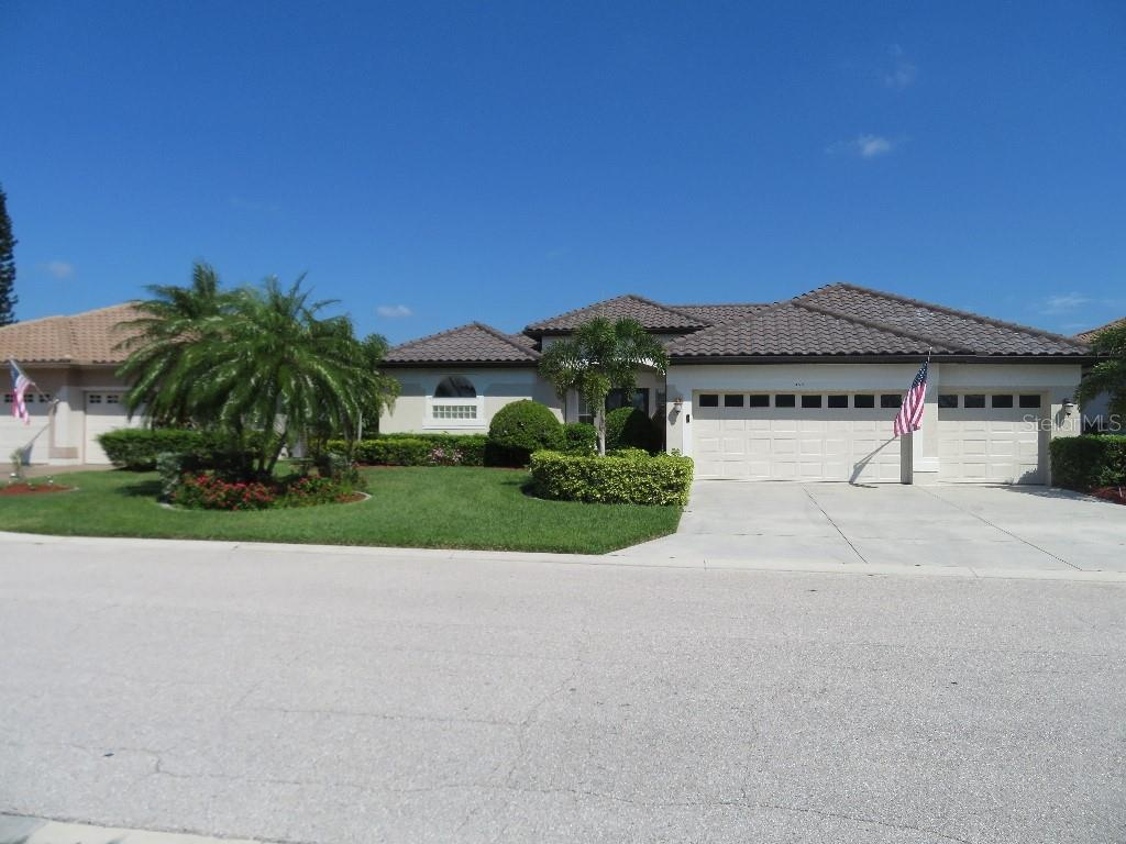 Seller's Property Disclosure - Single Family Home for sale at 459 Fairway Isles Dr, Venice, FL 34285 - MLS Number is T3271568