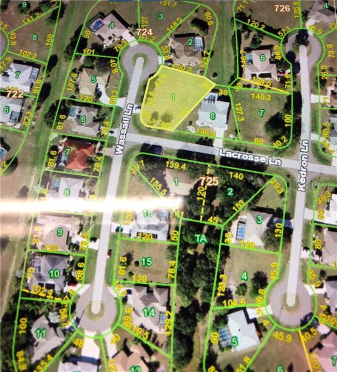 Map Of Punta Gorda Florida.1462 Wassail Ln Punta Gorda Fl 33983 Mls U7835922