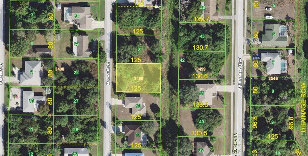 Vacant Land for sale at 7338 Mamouth St, Englewood, FL 34224 - MLS Number is U8027430