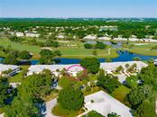 Aerial Front - Condo for sale at 7070 Fairway Bend Ln #169, Sarasota, FL 34243 - MLS Number is W7807848