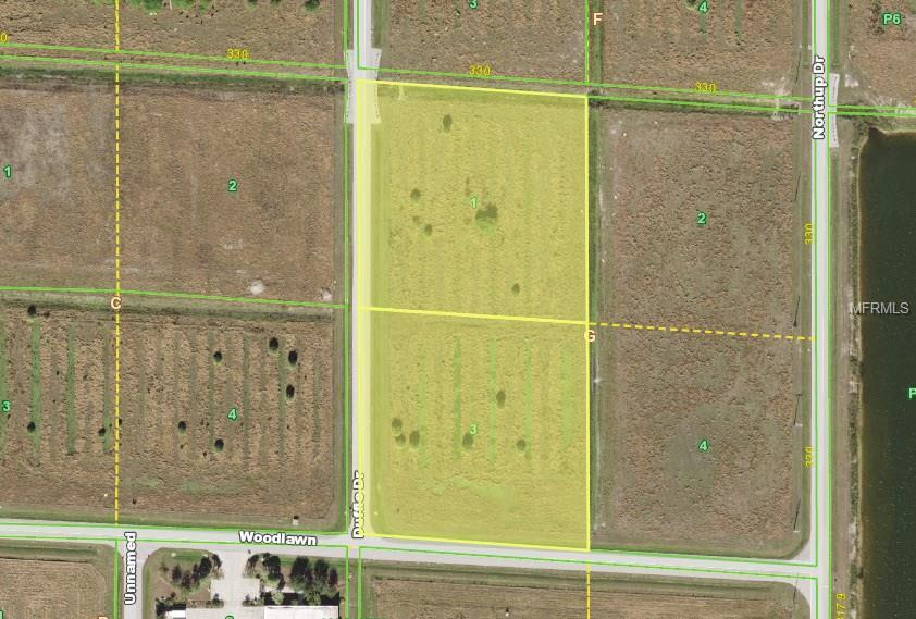 Vacant Land for sale at Corner 0f Woodlawn & Duffie, Punta Gorda, FL 33950 - MLS Number is C7036616