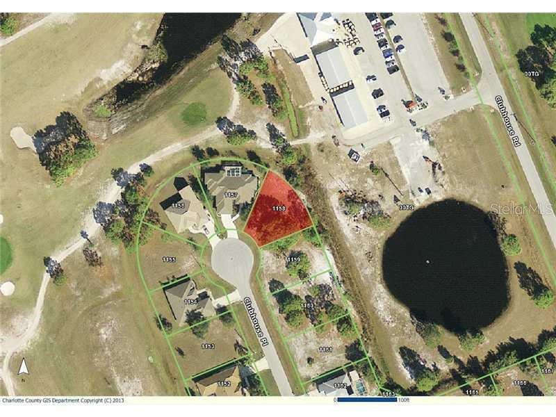 Vacant Land for sale at 19 Clubhouse Pl, Rotonda West, FL 33947 - MLS Number is C7238838