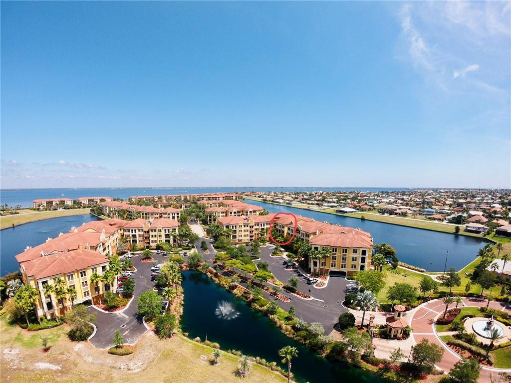 Resort Style Waterfront Condos of Vivante - Condo for sale at 98 Vivante Blvd #9828, Punta Gorda, FL 33950 - MLS Number is C7242665