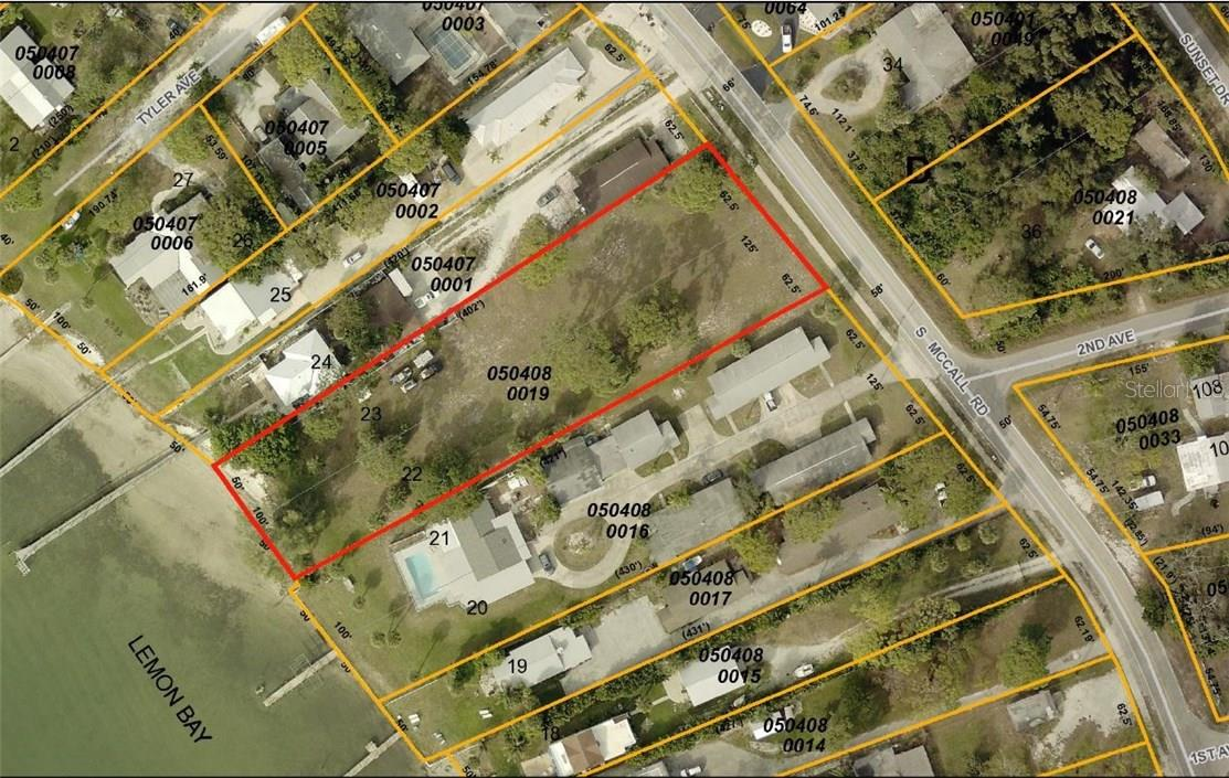 New Supplement - Vacant Land for sale at Mccall Rd, Englewood, FL 34223 - MLS Number is C7251129