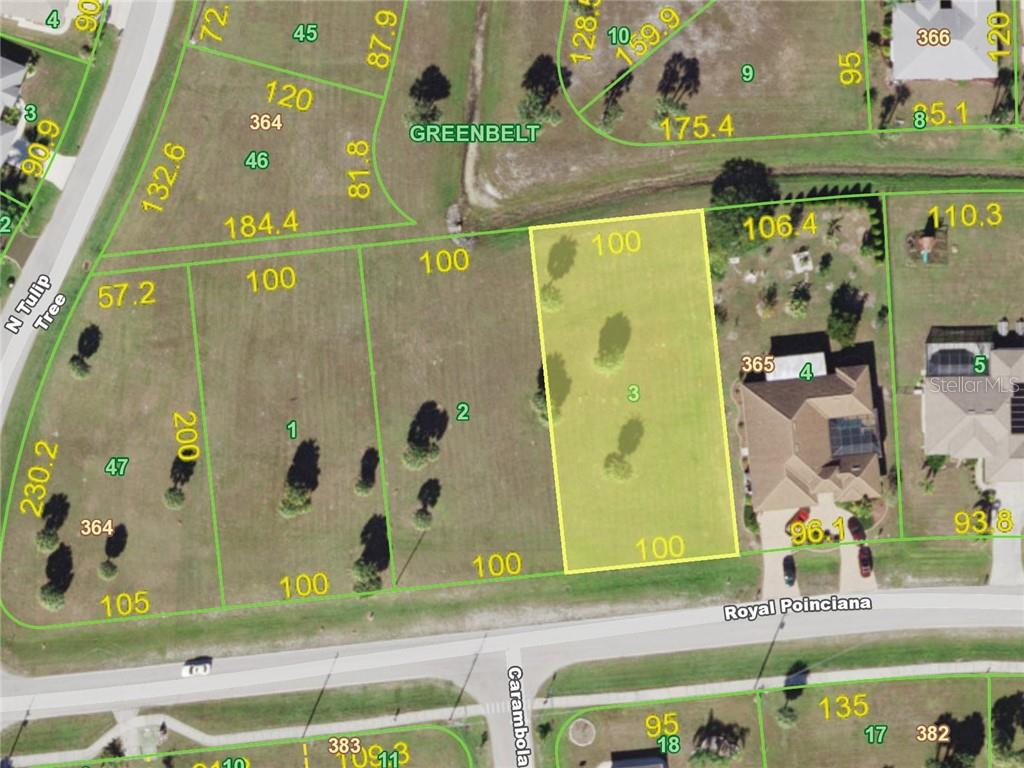Vacant Land for sale at 624 Royal Poinciana, Punta Gorda, FL 33955 - MLS Number is C7403257