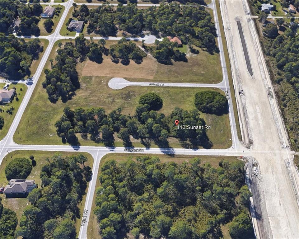 Vacant Land for sale at 113 Sunset Rd, Rotonda West, FL 33947 - MLS Number is C7406382