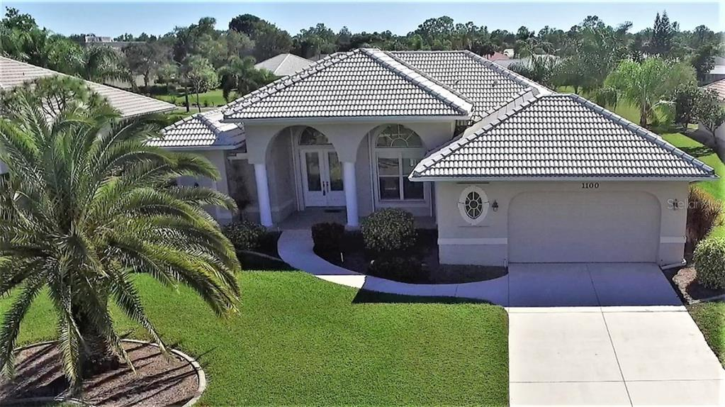 Single Family Home for sale at 1100 Romano Key Cir, Punta Gorda, FL 33955 - MLS Number is C7408092