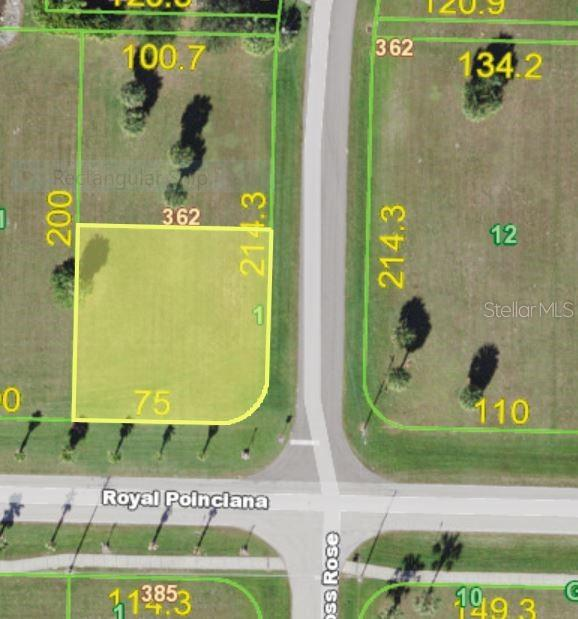 Vacant Land for sale at 800 Royal Poinciana, Punta Gorda, FL 33955 - MLS Number is C7408258
