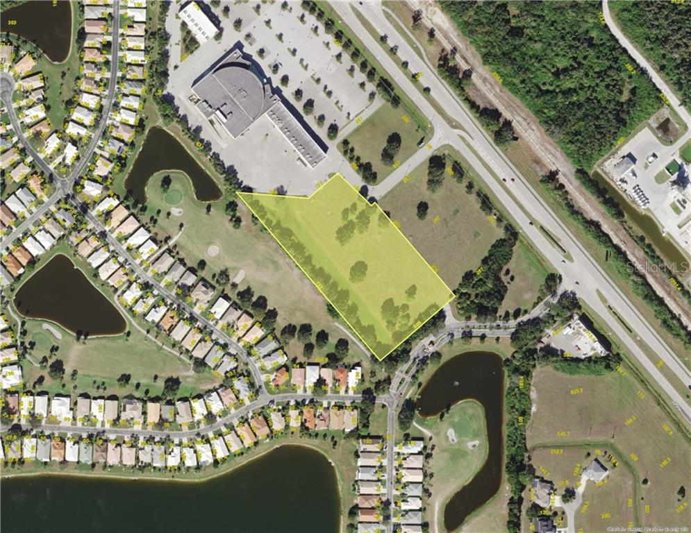 Vacant Land for sale at 10211 Tamiami Trl, Punta Gorda, FL 33950 - MLS Number is C7408698