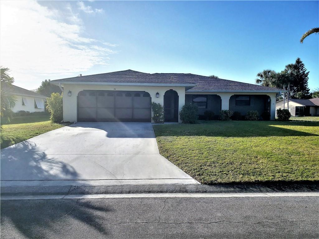 Welcome home! - Single Family Home for sale at 24 Tiffany St, Englewood, FL 34223 - MLS Number is C7410842