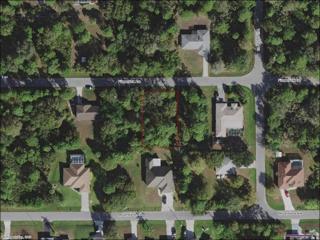 Vacant Land for sale at 23327 Fitzpatrick Ave, Port Charlotte, FL 33980 - MLS Number is C7417374