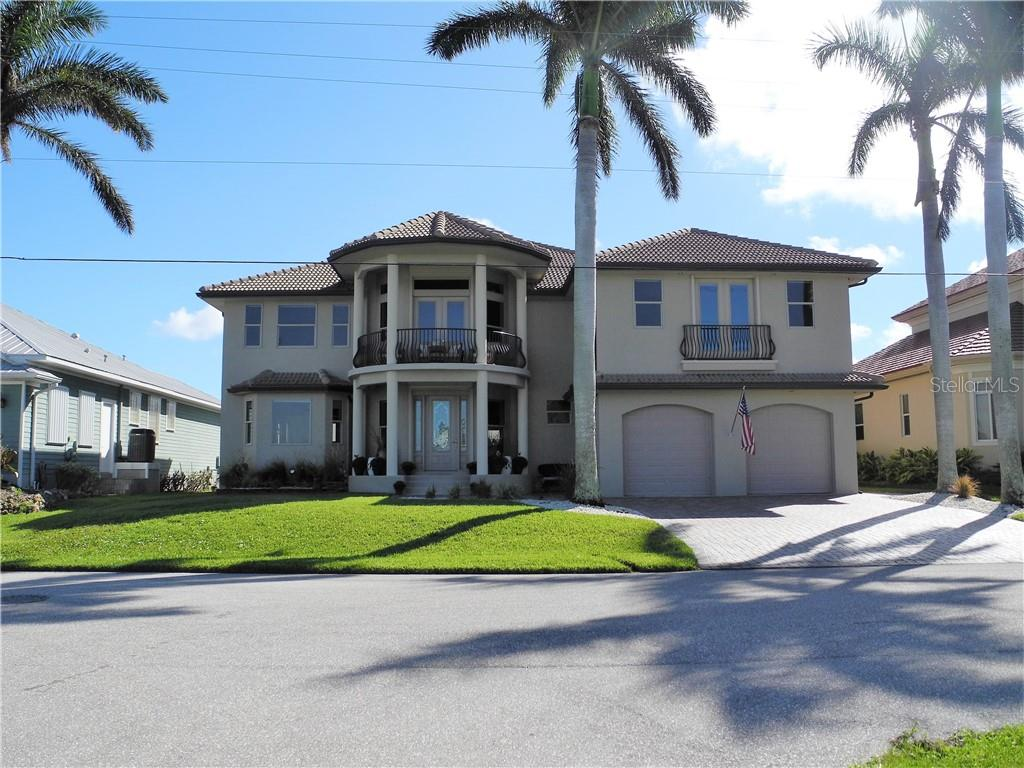 Single Family Home for sale at 44 Colony Point Dr, Punta Gorda, FL 33950 - MLS Number is C7420552