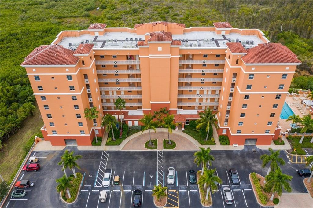 Front of 3191 Matecumbe Key Rd - Condo for sale at 3191 Matecumbe Key Rd #705, Punta Gorda, FL 33955 - MLS Number is C7423322