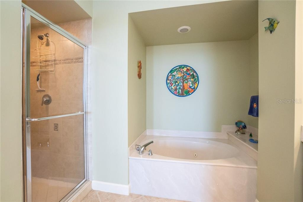 Master bathroom - Condo for sale at 3191 Matecumbe Key Rd #705, Punta Gorda, FL 33955 - MLS Number is C7423322