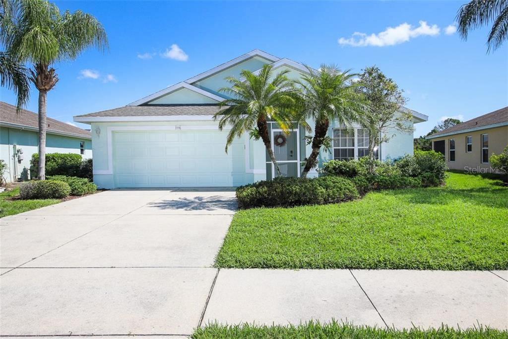 HOA, CDD and sellers property disclosure - Single Family Home for sale at 1556 Scarlett Ave, North Port, FL 34289 - MLS Number is C7433452