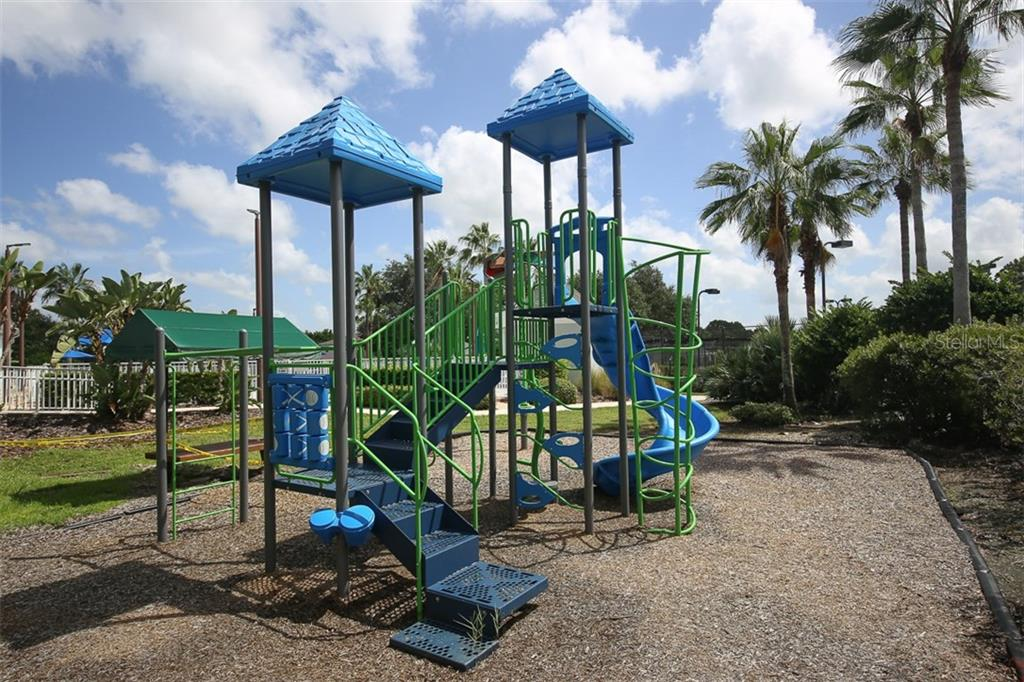 Community playground - Single Family Home for sale at 1556 Scarlett Ave, North Port, FL 34289 - MLS Number is C7433452